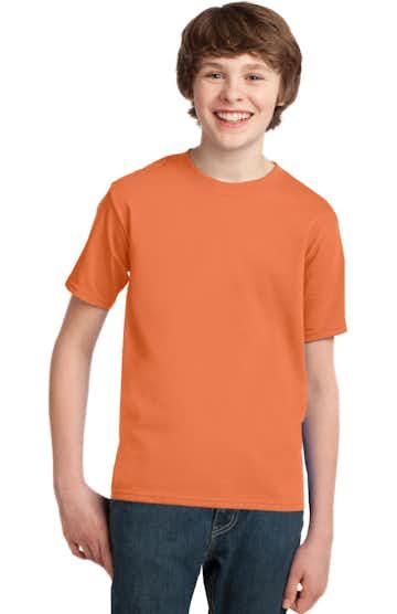 Port & Company PC61Y Orange Shrbt