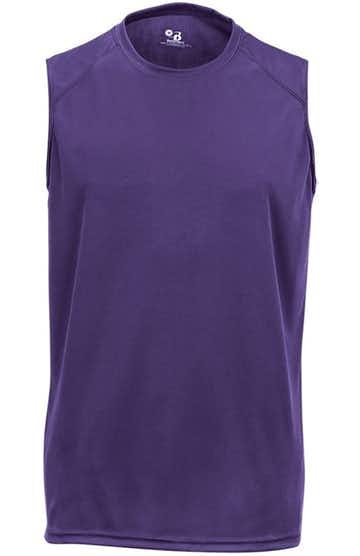 Badger B4130 Purple