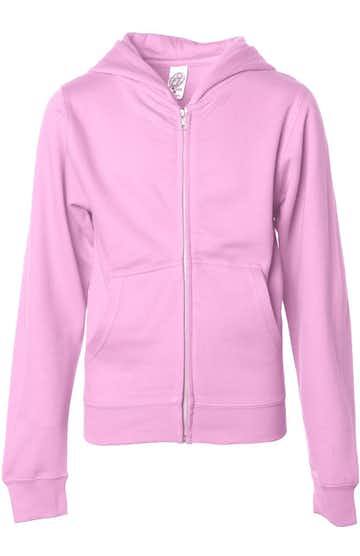 Independent Trading SS4001YZ Light Pink