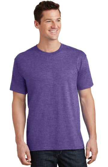 Port & Company PC54 Heather Purple