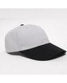 Pacific Headwear 0101PH Silver/Black