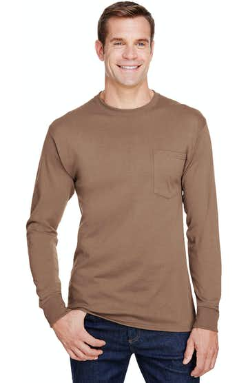 Hanes W120 Army Brown