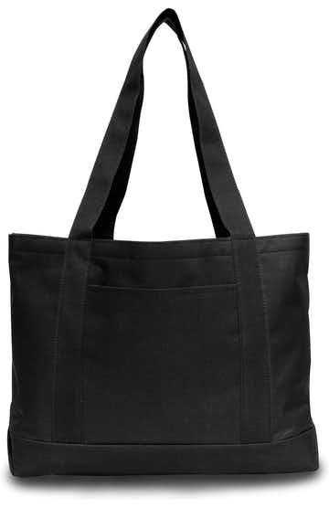 Liberty Bags 7002 Black/ Black