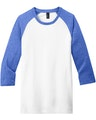 District DT6210 Royal Frost / White