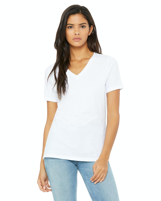 Bella+Canvas 6405 White