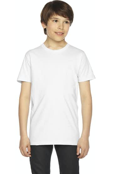 American Apparel 2201 White