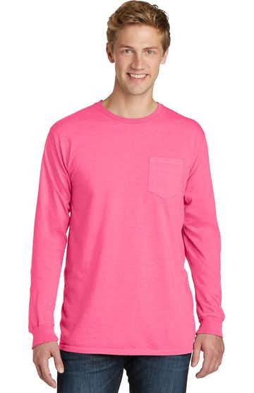 Port & Company PC099LSP Neon Pink