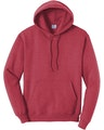 Port & Company PC78H Heather Red