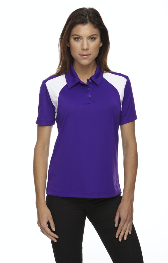 Ash City - Extreme 75066 Campus Purple