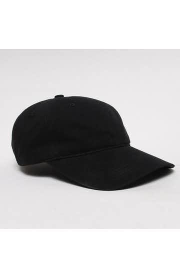 Pacific Headwear 0201PH Black