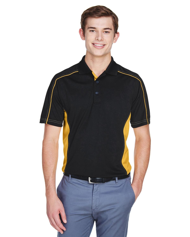 Ash City - Extreme 85113 Black/Campus Gold