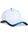 Pacific Headwear 0416PH White/Royal