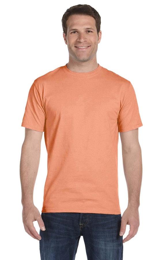 Hanes 5180 Candy Orange