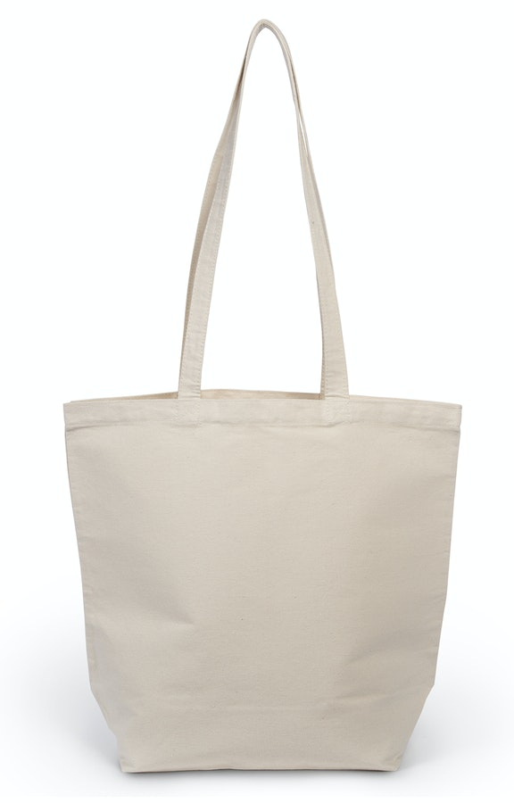 07b41fff7 Liberty Bags 8866 Star of India Cotton Canvas Tote - JiffyShirts.com