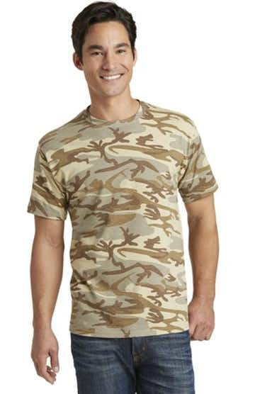 Port & Company PC54C Desert Camo