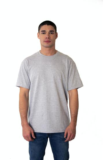 Next Level N1800 HEATHER GRAY