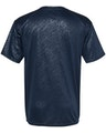 Badger 4131 Navy Line Embossed