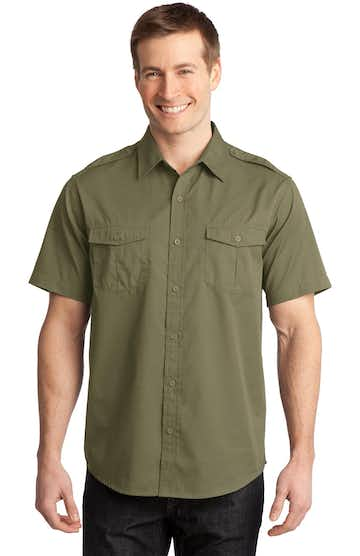 Port Authority S648 Vintage Khaki