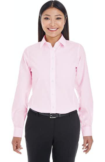 Devon & Jones DG534W Pink/ White
