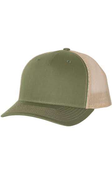 Richardson 112FP Army Olive Green/ Tan