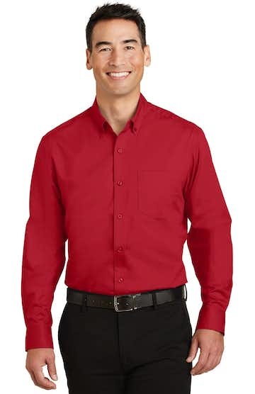 Port Authority S663 Rich Red