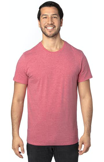 Threadfast Apparel 100A Red Heather