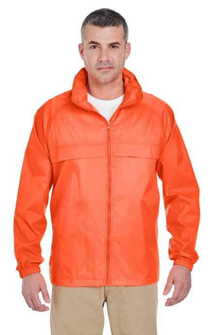 UltraClub 8929 Bright Orange