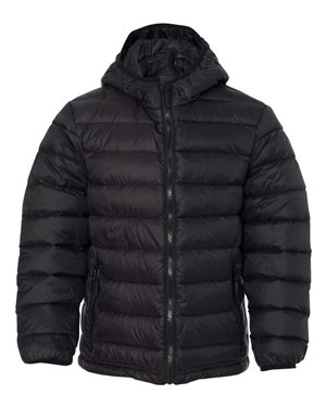 Weatherproof Youth Packable Down Jacket 15600Y Black