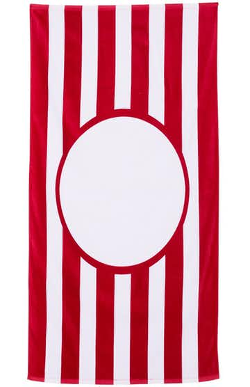 Carmel Towel Company C3060ST Red