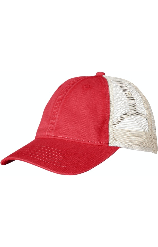 Comfort Colors 105 Red/ Ivory