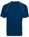 Augusta Sportswear 215 Navy / White