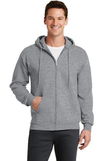 Port & Company PC78ZH Athletic Heather