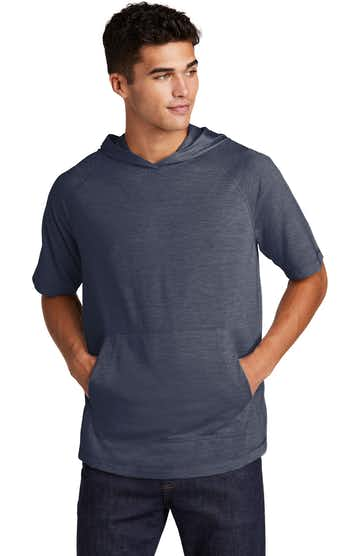 Sport-Tek ST404 True Navy Heather