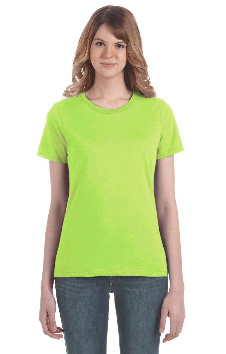 0b1cbcc1c Anvil 880 Ladies' Lightweight T-Shirt - JiffyShirts.com