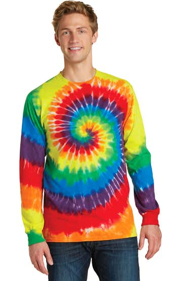 Port & Company PC147LS Rainbow