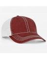 Pacific Headwear 0V67PH Cardinal/White