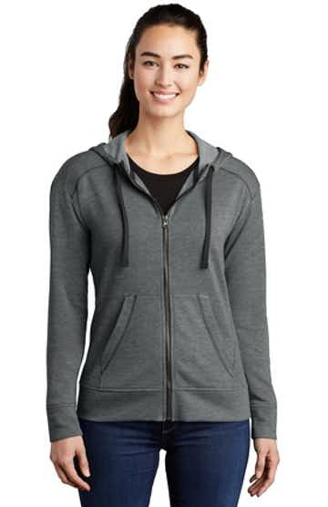 Sport-Tek LST293 Dark Gray Heather