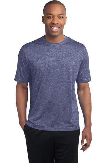 Sport-Tek TST360 True Navy Heather
