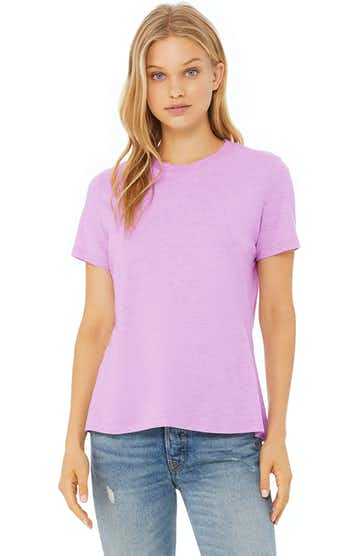 Bella + Canvas B6400 Heather Prism Lilac