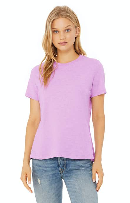 Bella+Canvas B6400 Heather Prism Lilac