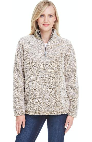 J America JA8451 Oatmeal Heather