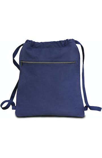 Liberty Bags 8877 Washed Navy
