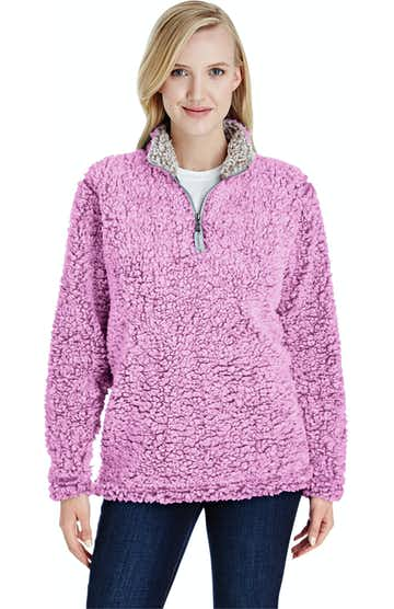 J America JA8451 Magenta Heather