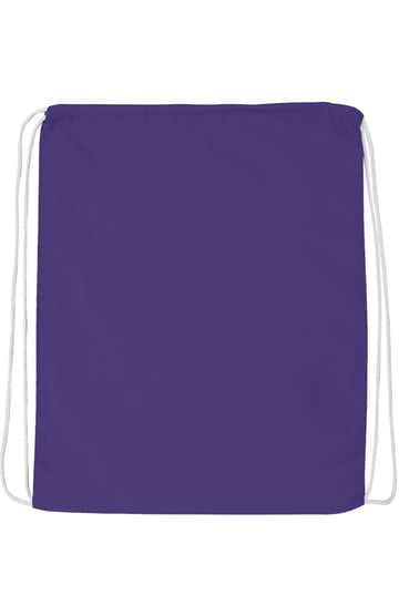 Q-Tees Q4500 Purple