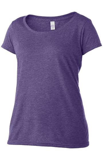 Tultex 0243TC Heather Purple