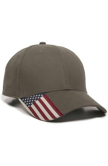 Outdoor Cap USA300 Olive