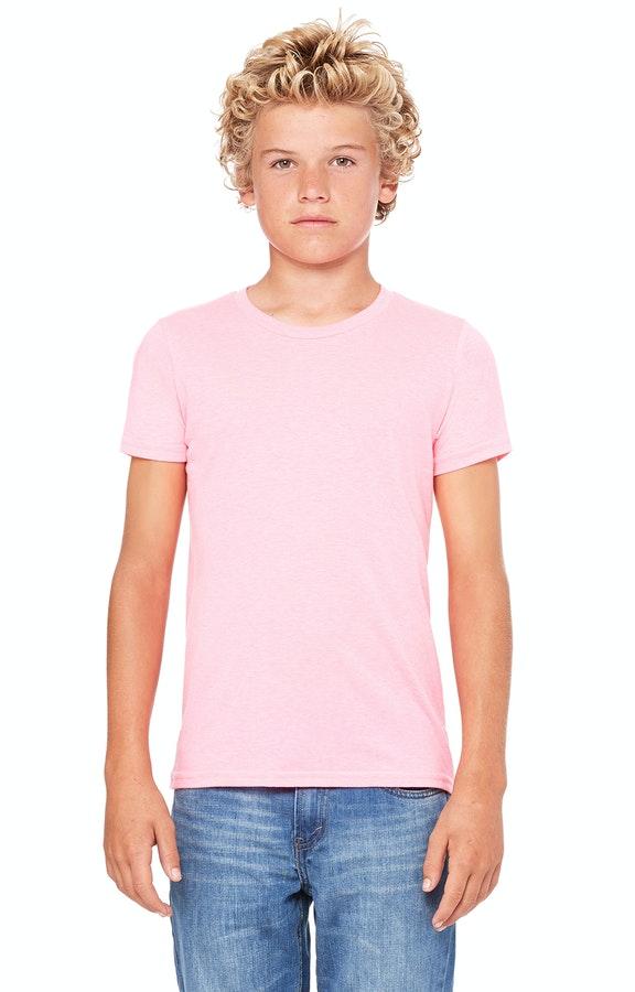 Bella+Canvas 3001Y Neon Pink