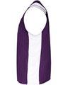 Badger 8949 Purple / White