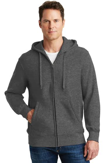 Sport-Tek F282 Graphite Heather