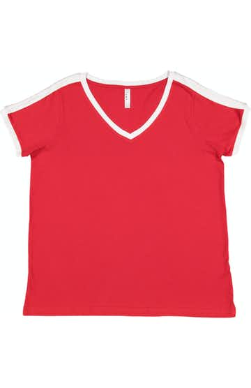 LAT (SO) 3832 Red / White